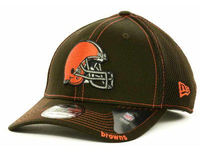 Cleveland Browns New Era NFL Neo 39THIRTY Cap