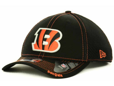 Cincinnati Bengals New Era NFL Neo 39THIRTY Cap