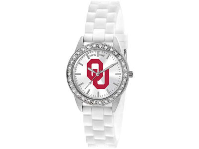 Oklahoma Sooners Womens Frost Watch