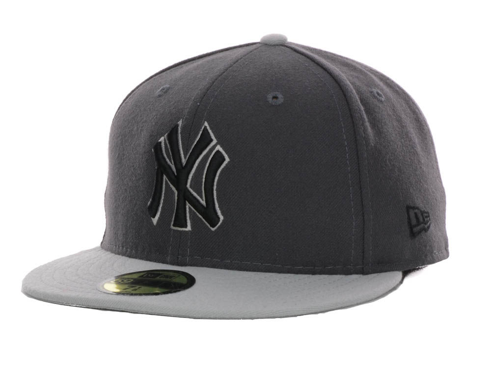 3d7168d74ec New York Yankees New Era MLB Graph 2 Tone GO Custom 59FIFTY Cap ...
