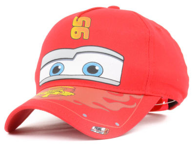 Disney Cars 95 McQueen Eyes Child Adjustable Cap