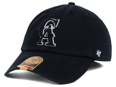 Los Angeles Angels '47 MLB Black Out '47 FRANCHISE Cap