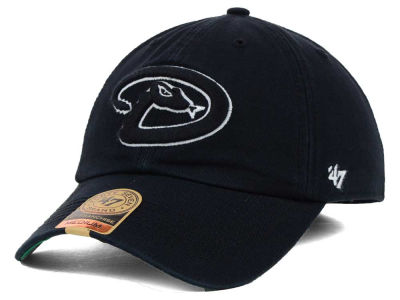 Arizona Diamondbacks '47 MLB Black Out '47 FRANCHISE Cap