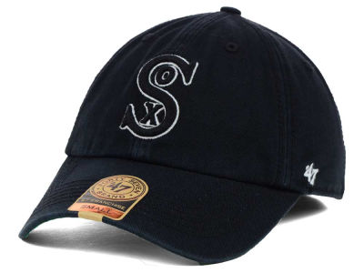 Chicago White Sox '47 MLB Black Out '47 FRANCHISE Cap