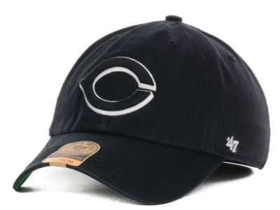 Cincinnati Reds '47 MLB Black Out '47 FRANCHISE Cap