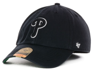 Philadelphia Phillies '47 MLB Black Out '47 FRANCHISE Cap