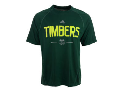 Portland Timbers adidas MLS Authentic Graphic T-Shirt
