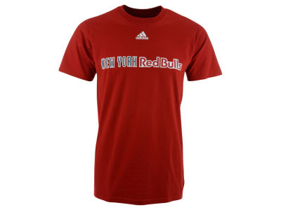 New York Red Bulls adidas MLS Primary One T-Shirt