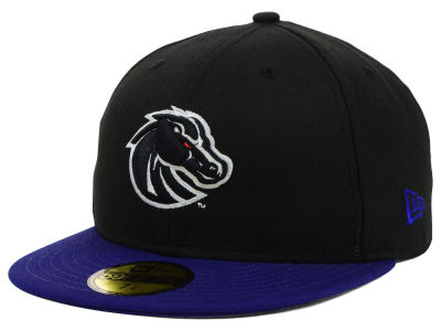 Boise State Broncos New Era NCAA 2 Tone 59FIFTY Cap