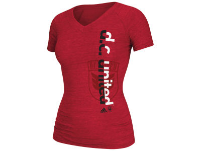DC United adidas MLS Womens Split Decision T-Shirt