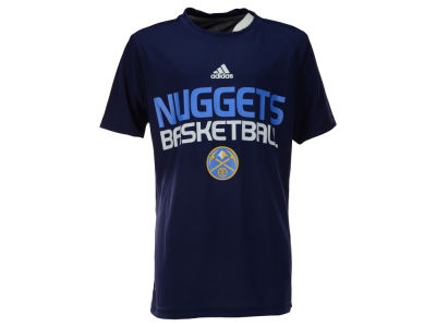 Denver Nuggets NBA Youth Stacked High T-Shirt