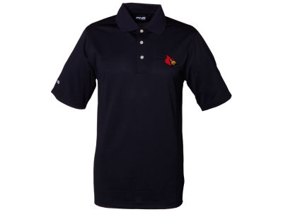 Louisville Cardinals NCAA Iron Polo