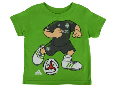 Seattle Sounders FC MLS Toddler Dream Job Soccer Player T-Shirt