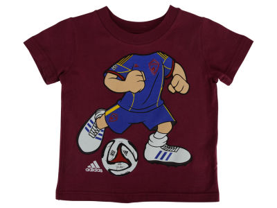 Colorado Rapids MLS Toddler Dream Job Soccer Player T-Shirt