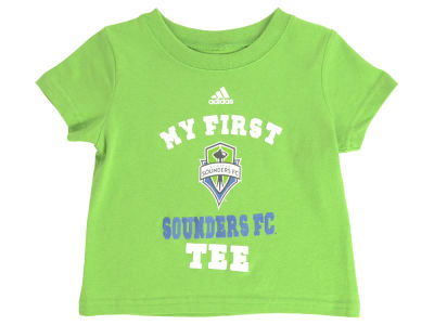 Seattle Sounders FC MLS Infant My New First T-Shirt