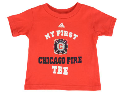 Chicago Fire MLS Infant My New First T-Shirt