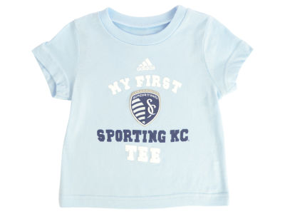 Sporting Kansas City MLS Infant My New First T-Shirt