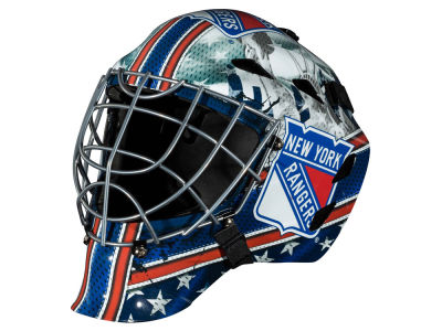 New York Rangers NHL Replica Goalie Mask