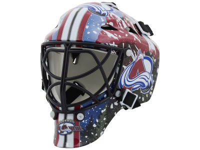 Colorado Avalanche NHL Team Mini Goalie Mask
