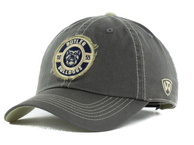 Butler Bulldogs Top of the World NCAA Trademark Relax Cap