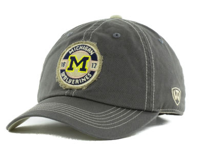 Michigan Wolverines Top of the World NCAA Trademark Relax Cap