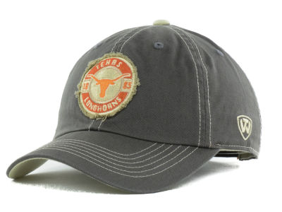 Texas Longhorns Top of the World NCAA Trademark Relax Cap