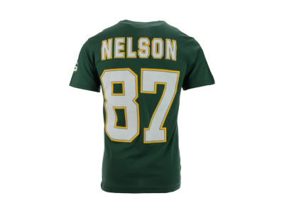 Green Bay Packers Jordy Nelson NFL Men's Eligible Receiver T-Shirt