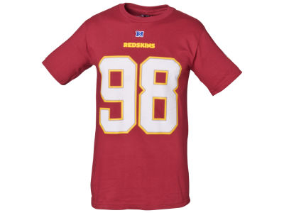 Washington Redskins Brian Orakpo NFL Men's Eligible Receiver T-Shirt