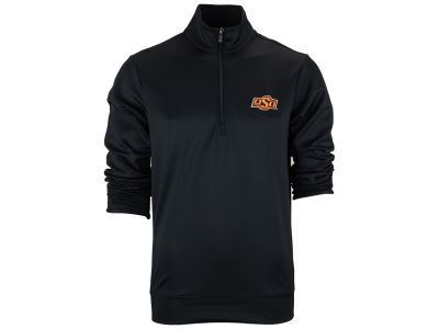 Oklahoma State Cowboys NCAA Leader Pullover Quarter Zip