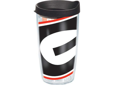 Georgia Bulldogs 16oz. Colossal Wrap Tumbler with Lid