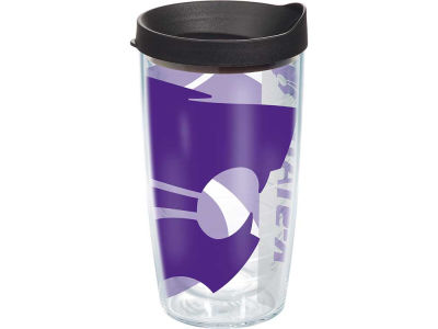 Kansas State Wildcats 16oz. Colossal Wrap Tumbler with Lid