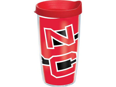 North Carolina State Wolfpack 16oz. Colossal Wrap Tumbler with Lid
