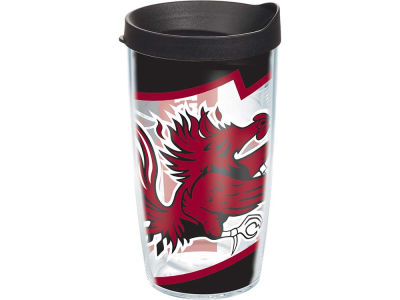 South Carolina Gamecocks 16oz. Colossal Wrap Tumbler with Lid