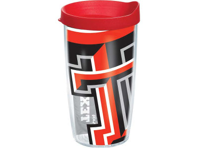 Texas Tech Red Raiders 16oz. Colossal Wrap Tumbler with Lid