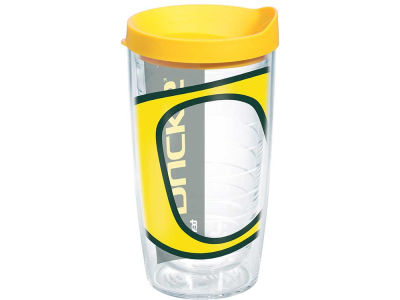 Oregon Ducks 16oz. Colossal Wrap Tumbler with Lid