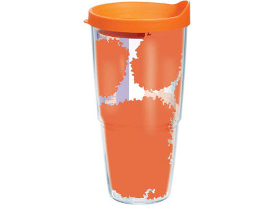 Clemson Tigers 24oz. Colossal Wrap Tumbler