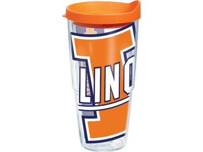 Illinois Fighting Illini 24oz. Colossal Wrap Tumbler