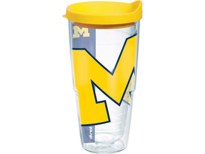 Michigan Wolverines 24oz. Colossal Wrap Tumbler