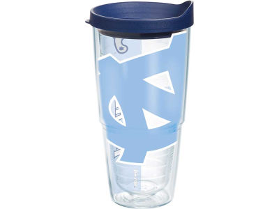 North Carolina Tar Heels 24oz. Colossal Wrap Tumbler