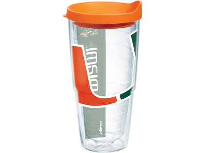 Miami Hurricanes 24oz. Colossal Wrap Tumbler