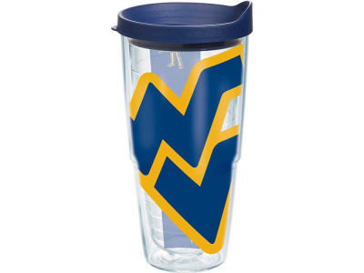 West Virginia Mountaineers 24oz. Colossal Wrap Tumbler
