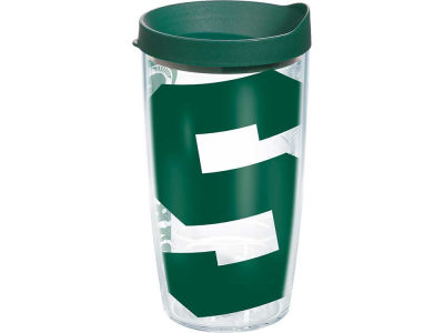 Michigan State Spartans 16oz. Colossal Wrap Tumbler with Lid