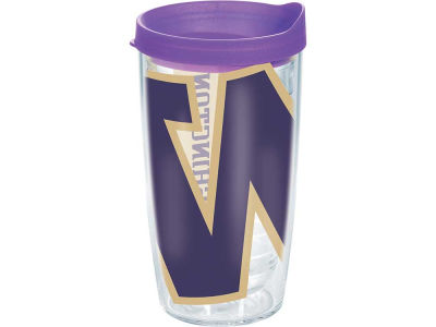 Washington Huskies 16oz. Colossal Wrap Tumbler with Lid