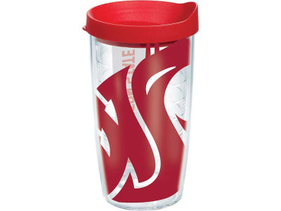 Washington State Cougars 16oz. Colossal Wrap Tumbler with Lid