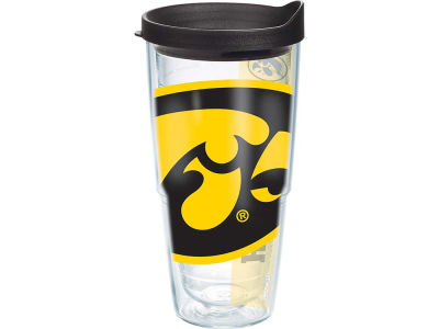 Iowa Hawkeyes 24oz. Colossal Wrap Tumbler