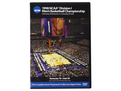 Kentucky Wildcats 1998 Kentucky vs Utah DVD