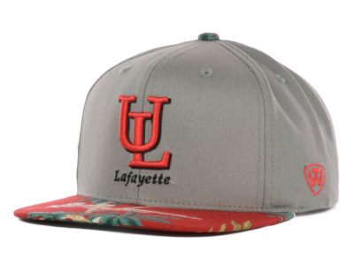 Louisiana Ragin' Cajuns Top of the World NCAA Shoreline Snapback Cap