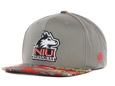 Northern Illinois Huskies Top of the World NCAA Shoreline Snapback Cap