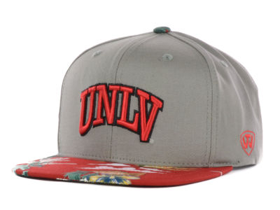 UNLV Runnin Rebels Top of the World NCAA Shoreline Snapback Cap