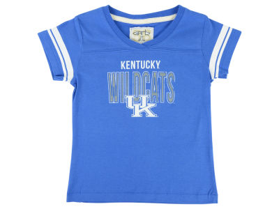 Kentucky Wildcats NCAA Toddler Girls Gabby T-Shirt